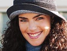 Ana Paula Ar�sio vive Ol�via, filha de Tide