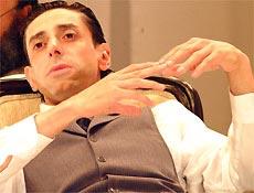 """Cássio Scapin é um dos indicados para ator pelo trabalho em """"Quando Nietzsche chorou"""""""