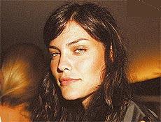 Luciana Curtis foi o rosto de uma das mais importantes companhias de cosméticos