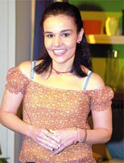 Cláudia Rodrigues foi revelada no Prêmio Multishow do Bom Humor