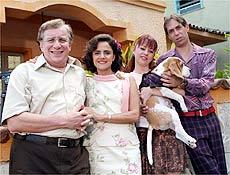 """Em 2006, seriado """"A Grande Família"""" superou """"Casseta"""" e passou a liderar o ibope do humor"""