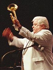 Trompetista morreu nos EUA