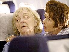 Passageiros da United ficaram sabendo durante a viagem que o país estava sob ataque