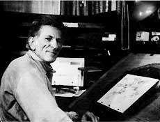 Desenhista morreu na segunda aos 94 anos