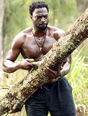 """Ator inglês encarna o personagem Mr. Eko no seriado """"Lost"""""""