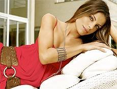 Grife mantém imagens de Daniella Cicarelli para promover coleção primavera-verão 2007