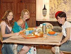 Bárbara, Flávia e Renata moram juntas no Rio; saiba mais sobre o perfil de cada uma delas