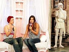 """Daniella Cicarelli faz versão lésbica do """"Beija Sapo"""", que vai ao ar na sexta-feira na MTV"""
