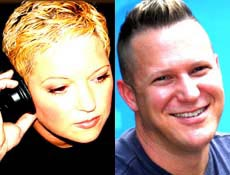 Gays assumidos e com filhos, Twisted Dee e David Knapp tocam em SP nesta sexta-feira