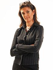 """Nina Lopes, 34, comanda revista """"Sobre Elas"""", voltada para lésbicas"""