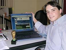 Daniel desenvolveu o game em seu tempo livre --madrugadas, finais de semana e feriados