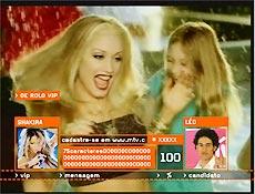 """No """"MTV de Bolso"""", mensagens dos telespectadores aparecem embaixo de clipes"""