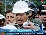 O presidente Evo Morales em anúncio feito nesta segunda