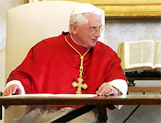 Papa Bento 16 fará visita à Turquia do dia 28 de novembro ao dia 1º de dezembro