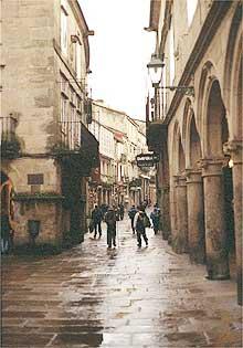 Folha online turismo europa espanha santiago de for Oficina de turismo santiago de compostela