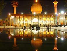 Mesquita Vakil, em Chiraz