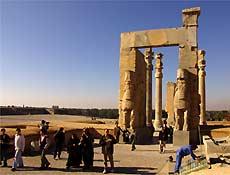 Ruínas de Persépolis