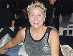 Cida Araujo, 55, é dona do Farol Madalena, point lésbico