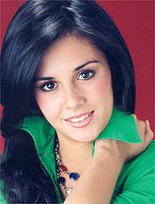 Andrea Soledad, rainha deste ano