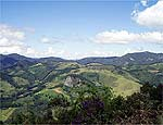 Alto da Pedra do Forno tem vista para toda a Mantiqueira