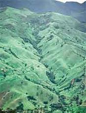Pico das Agulhas Negras, a 2.787 m de altitude