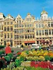 Grand Place, principal praça de Bruxelas