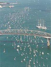 Baía de Auckland