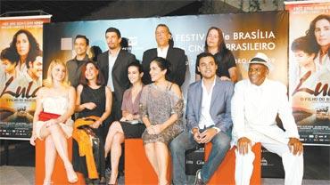 Patrocinadores do FILME LULA  têm verba federal N2011200901